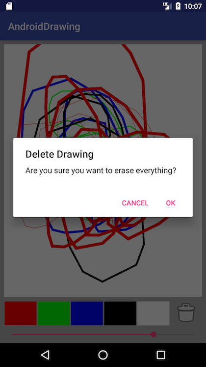 How to Build A Drawing Android App - Dragos Holban