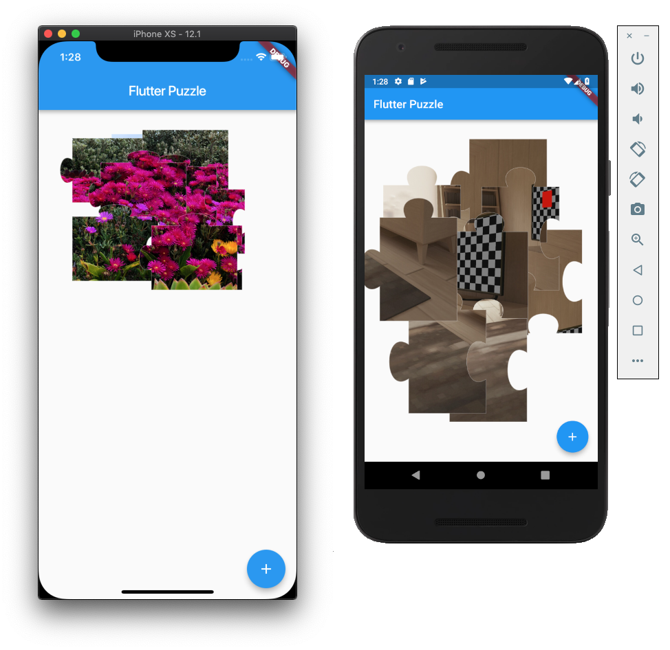 Building a Puzzle Game Using Flutter - Dragos Holban